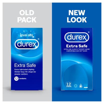 Picture of Durex Extra Safe 6 Pack Condoms