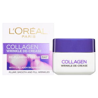 Picture of L'oreal Paris Collagen Wrinkle De-Crease Day Cream 50Ml