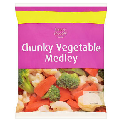 Picture of HS Chunky Veg Medley PM100