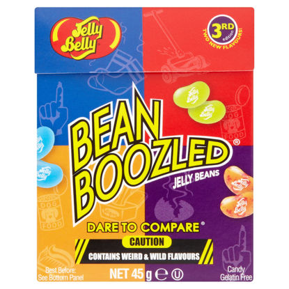 Picture of Jelly Belly Bean Boozled Jelly Beans 45G