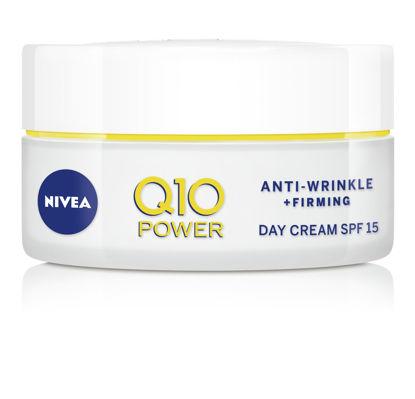 Picture of Nivea Q10 Power Day Cream Spf 15 50Ml