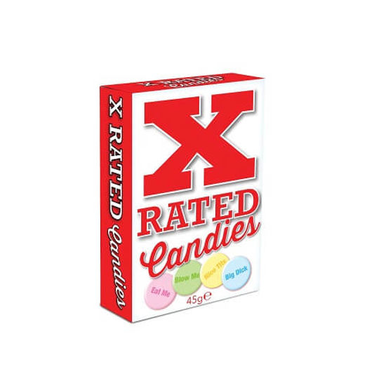 Picture of X-Rated Candy Sweets