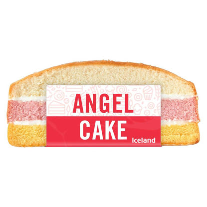 Picture of Iceland Angel Cake