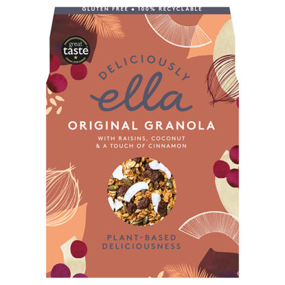 Picture of Deliciously Ella Original Granola 500G