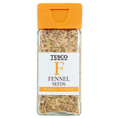 Picture of Tesco Fennel Seeds 36G