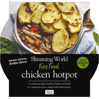 Picture of Slimming World Chicken Hotpot 500g