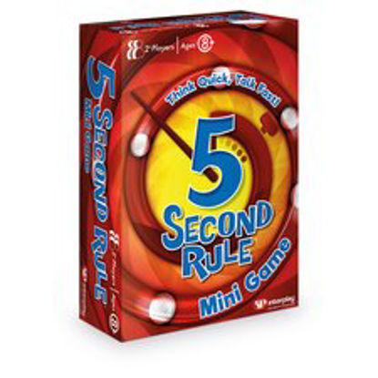 Picture of 5 Second Rule Travel Game