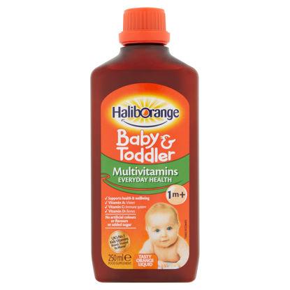 Picture of Haliborange Baby & Toddler Multivitamin Liquid