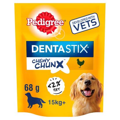 Picture of Pedigree Dog Dentastix 15Kg+ Chicken Flavour 68G