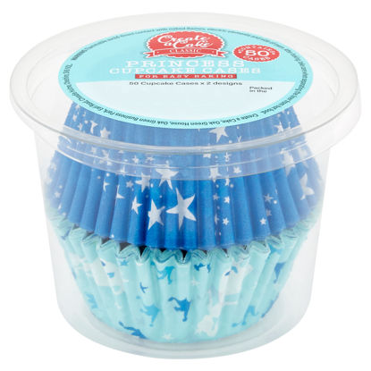 Picture of Create A Cake Classic Princess Cupcake Cases 50