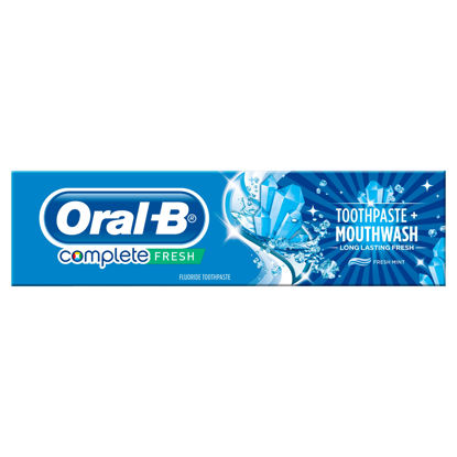 Picture of Oral-B Complete Fresh MouthWash Toothpaste, 100 ml