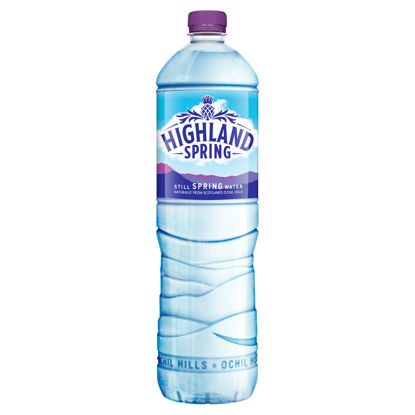 Picture of Highland Spring Still Spring Water 1.5Litre
