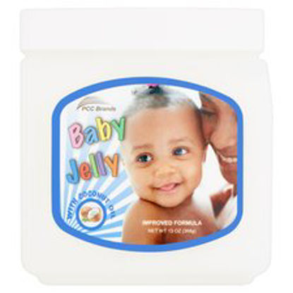Picture of Pcc Brands Baby Jelly Coconut Oil 368G