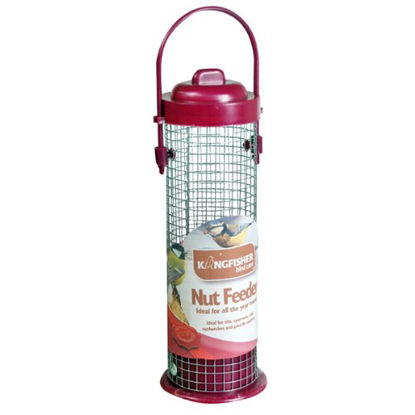 Picture of KINGFISHER STANDARD SMALL BIRD FEEDER