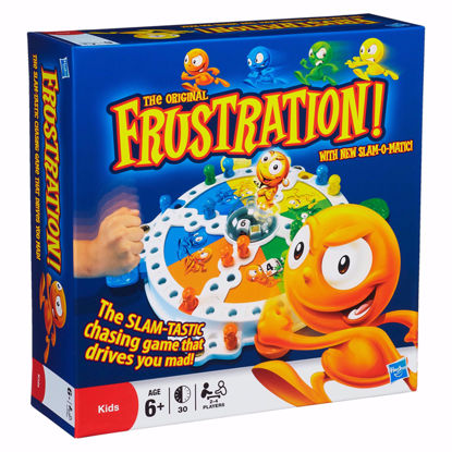 Picture of Frustration Slam-Tastic Chasing Game