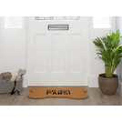 Picture of Argos Home Pet Bone Shaped Coir Doormat