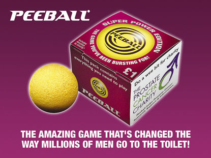Picture of Peeball - The Ultimate Game For Men - Super Power Edition