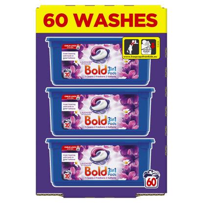 Picture of Bold Pods Lavender Camomile 60Ct Box