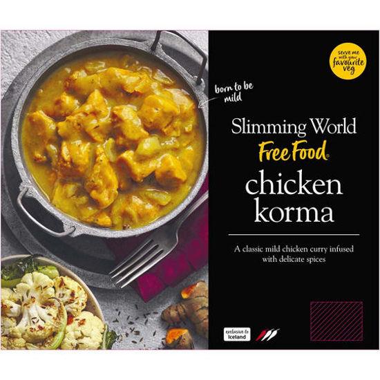 Picture of Slimming World Chicken Korma 500g