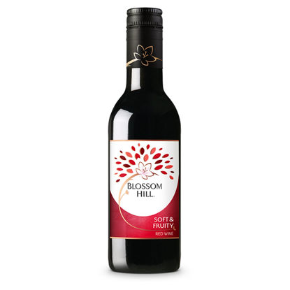Picture of Blossom Hill Soft & Fruity Red Wine 187ml