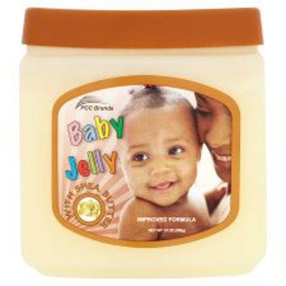 Picture of Pcc Brands Baby Jelly With Shea Butter 368G