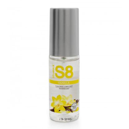 Picture of S8 Vanilla Flavored Lube 50ml